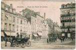 Brussel, Bruxelles, Place Du Palais De Justice (pk24455) - Places, Squares