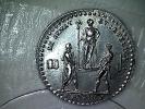 France Petite ( 13,5 Mm ) Médaille En Argent - Le Sacre De Napoléon - Francia