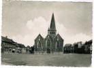 Zomergem, Markt En Kerk St Martinus (pk24459) - Zomergem