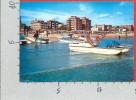 CARTOLINA NV ITALIA - RIMINI - Alberghi E Spiaggia - Pedalò - 10 X 15 - Rimini