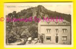 Rare ROCHE-A-FRENE - Ed HOTEL DES ROCHES - CAFE TERRASSE = MANHAY            A525 - Manhay