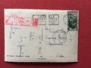 TRIESTE AMG FTT L. 10 LAVORO  SU CARTOLINA PER AOSTA- 1952 - Storia Postale