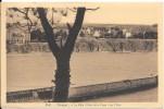CP 77 Carte De Morgat De 1947 Le Môle Hotel De La Plage Les Villas - Morgat