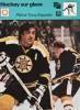 HOCKEY-SUR-GLACE   ** PHIL ET TONY ESPOSITO **    FICHE - Hockey - NHL
