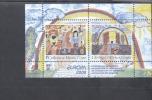 CEPT Jugoslawien Block 65 Integration  MNH ** Postfrisch - Europa-CEPT