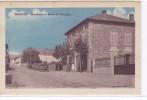 Mazille - Boucherie Et Route De Charolles - France