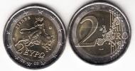 """GRECIA    2002   2 EUROS  TIPO  CON CECA """"S"""" FINLANDIA   NUEVA SIN CIRCULAR   CN4398 - Griekenland"""