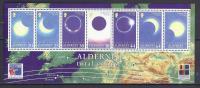 GB / ALDERNEY 1999 - Yvert# Blocs 6 ** Precio Cat. €11.00 - Alderney