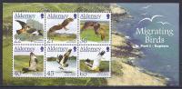 GB / ALDERNEY 2002 - Yvert# Blocs 12 ** Precio Cat. €12.50 - Alderney