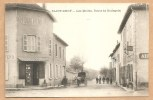 SAINT-CHEF. -- Les Molles. -- Route De Bourgoin - Voyagée 1912 - Saint-Chef