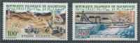 Mauritania, Iron Ore Mining, 1963, MNH VF, Airmail - Mauritania (1960-...)