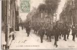 CAEN  -  La Rentrée Des Manoeuvres - Caen
