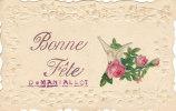 Bonne Fête De Mantallot - Holidays & Celebrations