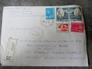 FRANCE - LETTRE - RECOMMANDE -ROQUE D ANTHERON  1977 - Poststempel (Briefe)
