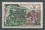 France, Stamp Day, 1969, MNH VF - Ongebruikt