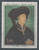 France, Philip The Good, Duke Of Burgundy By Rogier Van Der Weyden, 1969, MNH VF - France
