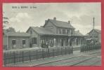 Solre-sur-Sambre - Top Carte - La Gare - 1910 ( Voir Verso ) - Erquelinnes