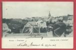 Perwez - Superbe Panorama ... De La Commune - 1905 ( Voir Verso ) - Perwez