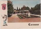 CPM - CARMAUX - Parc Serinié - Carmaux