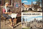 Brugge - Bruges - Kantklossen - Stadsbus - 1963 - Brugge