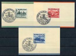 Deutsches Reich Nr.686-688 ESST BERLIN 17.2.1939 SONDERKARTEN !!! (112664) - Allemagne