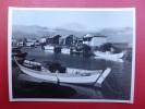 SETE MARSEILLAN CANAL ETANG DE THAU BARQUES CABANES DE PECHEURS  PHOTO 12 X 9 - Lieux
