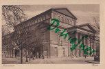 Darmstadt, Theater, Um 1920 - Theater