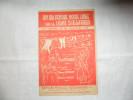 ANCIENNE PARTITION / ON IRA PENDRE NOTRE LINGE SUR LA LIGNE SIEGFRIED - Musique & Instruments