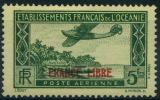 France, Océanie : Poste Aérienne N° 3 X Année 1941 - Oceania (1892-1958)
