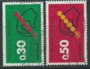 Francia 1972 Usato - Mi.1795/96