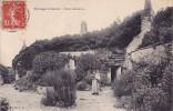 CPA - 78 - LIMAY - Ermitage Saint Sauveur Cour Intérieure - Limay