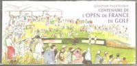 2006 Open De Golf Sous Blister ** MNH - Blocs Souvenir