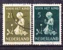 Paesi Bassi- Bambina-Usati - Period 1891-1948 (Wilhelmina)