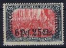 DP In Marokko. Mi Nr 45 MH/*, Mit Falz, Avec Charnière 1906