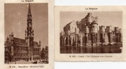 La VACHE QUI RIT- 2 Images  - La BELGIQUE - Otros
