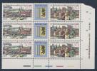 DDR Michel No. 3174 , 3176 ** postfrisch DV Druckvermerk