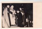 AK Papst Pius Xii. Bei Einer Audienz, 1959 Beschriftet - Historische Persönlichkeiten
