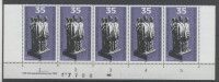 DDR Michel No. 2451 ** postfrisch DV Druckvermerk FN I