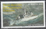 TAAF 2003 Yvert 660 Neuf ** Cote (2015) 1.30 Euro La Frégate Le Floréal - Terres Australes Et Antarctiques Françaises (TAAF)