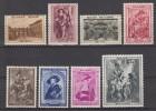 Nr 504/511 *, Cote = 45 € (B002) - Belgique