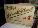 """J.van Dijck """" Hoe Leer Ik Teekenen ? Teekenvoorbeelden Voor School En Huis  Van Looy Amsterdam 1950? - Livres, BD, Revues"""