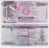 Guinea 5000 Francs 2015 Pick New UNC - Guinea