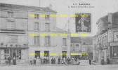 Lencloitre La Poste Et Le Carrefour Joyeux - Lencloitre