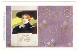 AK Künstlerkarte Jugendstil Wiener Künstler-Postkarte Philipp & Kramer #VI/3 Fahrrad, Frau - Unclassified