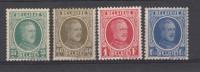 Nr 254/257 **, Cote = 30 € (B002) - 1922-1927 Houyoux