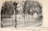 Cpa: Pensionnat De La Providence: Cour De Récréation - Dieppe