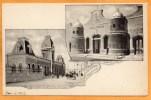 Juarez Mexico 1905 Postcard - Mexico