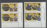 Lot DDR Michel No. 2400 , 2401 ** postfrisch DV Druckvermerk