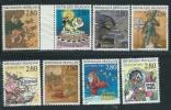 Francia 1993 Usato - 8v - Usati