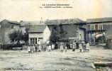 54 BARISEY AU PLAIN LE CHATEAU PETITE ANIMATION  TRACE ROUGE  DUE AU SCAN - France